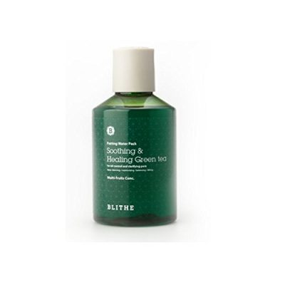 BLITHE Patting Water Pack Soothing & Healing Green Tea