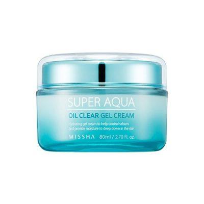 Missha Super Aqua Oil Clear Gel Cream