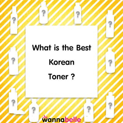 What is the Best Korean Toner?